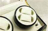 Cadre automatique en bois cyan de bobinier de montre de la Chine de la vente en gros 4+0