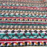 Рейон 100 напечатал ткань для одежды платья женщин