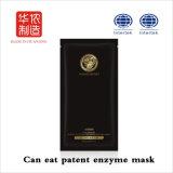 Collageno di cristallo d'idratazione intenso dell'OEM di Guangzhou, perla, mascherina del Facial di potenza dell'oro
