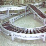 Ролик втулки двойника 0 сплющенный поясом для частей транспортера