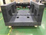 Faisceaux superbes de granit de précision pour la machine