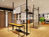 Diseño de visualización del almacén de ropa de las señoras para la decoración del departamento de la ropa