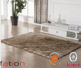 新式の極度の柔らかい領域敷物の高品質3Dの床のシャギーなカーペット