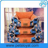 Fabrik-Großhandelshaustier-Zubehör-waschbares preiswertes Haustier-Hundebett
