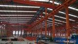 Edifício pré-fabricado Estrutura de aço Armazém Prefab Armazém1