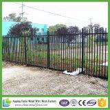 溶接された網の塀/パネルの塀/庭の塀