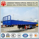 Sidewall Desmontable Long Vehicle Tri-Axle Cargo Semirremolque