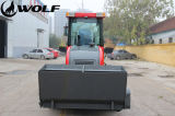 소형 1.6t Loader Zl16f Mini Loader