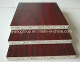 4ftx8FT Embossed/Glossy/Matt Finish Melamine Particleboard/Chipboard per Wall Panel