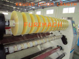 Grande macchina di taglio del nastro adesivo del rullo BOPP (macchina di taglio del nastro scozzese, macchina a nastro d'imballaggio)