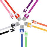 Mini câble usb coloré pour Sanmsung S4 S3 S2 et beaucoup d'appareils photo numériques