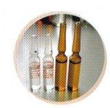 Ampolla esteriliza la máquina