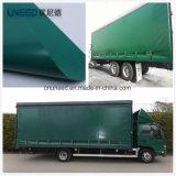 Tela incatramata del PVC ricoperta alta qualità per il coperchio del camion