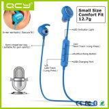 Pequeño receptor de cabeza de Bluetooth del auricular de Bluetooth para los teléfonos móviles
