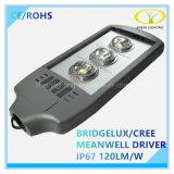 Luz de rua certificada RoHS do Ce 240W IP67 com excitador de Meanwell