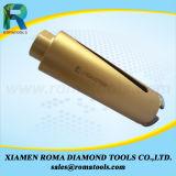 """돌을%s Romatools 다이아몬드 코어 드릴용 날은 사용을 적시거나 말린다 사용 1-1/14를 """""""