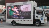 Chery 6 tonnes de la publicité de véhicule mobile extérieur du camion 4X2 DEL