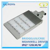 Éclairage LED extérieur certifié par RoHS de la CE 150W IP67 avec le gestionnaire de Meanwell