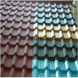 Telhadura da telhadura de Glor PPGI do material de construção/telha da onda