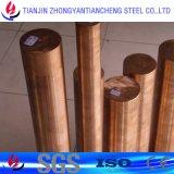 Barre ronde de bronze de béryllium C17200