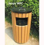 WPCの屋外のごみ箱