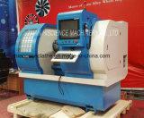 ダイヤモンドの切口の合金の車輪の縁修理改修CNCの旋盤機械(AWR2840PC)