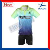 Sports Jersey Custom Designs Unisex Full Sublimation Badminton Set