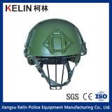 Livello a prova di proiettile veloce Iiia del casco di colore del Tan per i militari con la certificazione di Nij