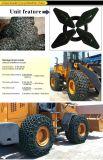 Corrente da proteção do pneumático para o pneumático 26.5-25 do carregador da roda