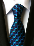 Polyester Neckties, 1200needle Woven Neckties, Fashion Men Ties