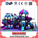 Campo da giuoco dell'interno del campo da giuoco di Kidscenter dei bambini esterni di serie