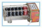 Антимагнитный счетчик 6 цифров чисел, электромагнитный счетчик