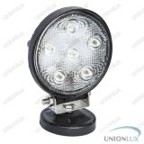 Selling12V caliente 18W LED Work Light, IP67 LED Driving Light