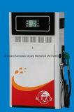 Étalages simples du model deux de station-service de pompe à essence