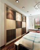 Guardarropa de madera barato del dormitorio de 3 puertas (zy-002)