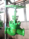 Hohes Pressur geschweißtes Kraftwerk-Kugel-Ventil