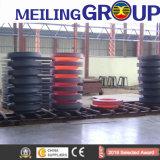 Oil&Gasの企業で使用される重い鍛造材の工場包装の管ヘッド