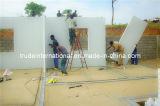 Cadre en acier léger Panneau sandwich Bâtiments mobiles / modulaires / Toilettes préfabriquées / Prefab Camp