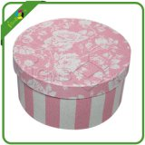 Lid Wholesaleの大きいRound Cardboard Gift Boxes
