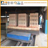 De volledige Automatische Oven van de Tunnel van de Baksteen van de Klei van het Systeem van het Vuren