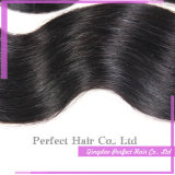 Девственницы продукта волос 100% Remy соткать человеческих волос естественной перуанский