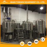 1000Lターンキープロジェクトのビール醸造所装置