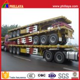 차축 2/3 Flatbed Container Semi Trucks 또는 Trailer