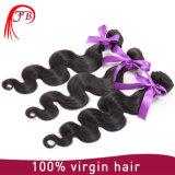 卸し売り8A Top Grade Remy VirginインドのBody Hair Weave、100%年のUnprocessed Accept Paypal Human Hair