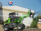 Marque Jn908 mini Radlader Chine, prix de Hzm de chargeur de la roue Zl08