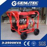 190A Gerador de soldador a diesel 5kw (DWG6700SE)