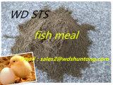 Farine de poisson de poudre de protéine de qualité pour l'alimentation des animaux