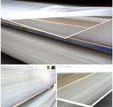 """2-30mm ont moulé la vente en gros acrylique 48 """" X96 """" de feuille 1/8 """" matériau de PMMA"""