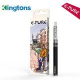 Le meilleur stylo E-Pur de vente de Kingtons Vape, atomiseur de Cbd