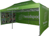 Easy Up 3X6m Pop up Canopy Folding Tent for Outdoor